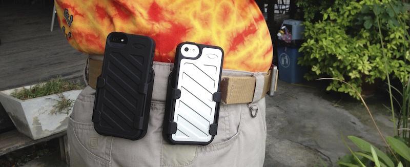 ชุดซองพก+เคส iPhone